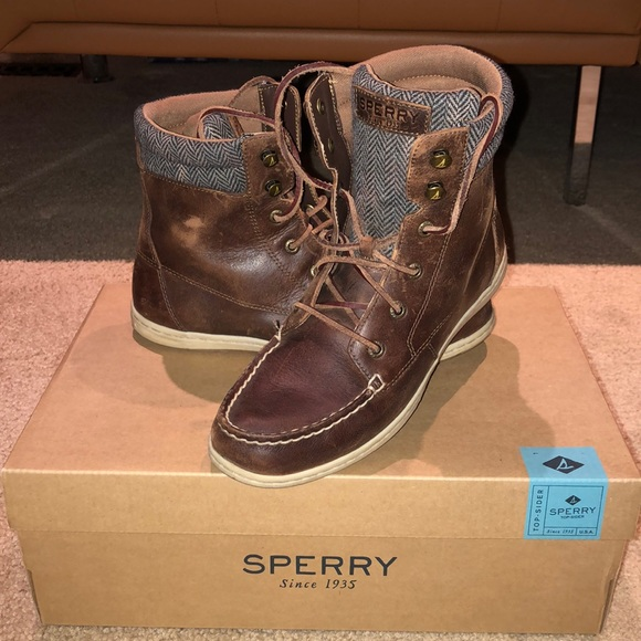 Sperry Shoes   Bayfish Boot   Poshmark
